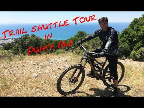 Trail Shuttle Tour in Punta Ala