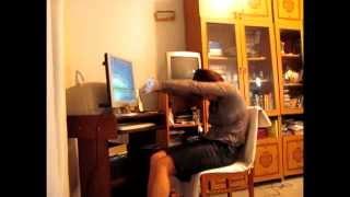 фитнес разминка в офисе - присоединяйтесь!(Засиделись за столом? Устала спина? Давайте разомнемся! Обращайтесь за консультацией Skype: aktivpro.sokolova Подпис..., 2011-03-27T15:08:53.000Z)