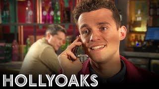 Hollyoaks: Jesse Dumps Courtney (Over the Phone!)
