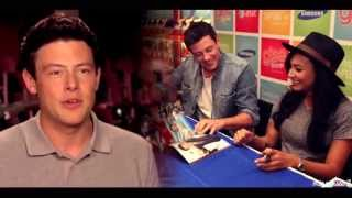 cory monteith tribute † some die young