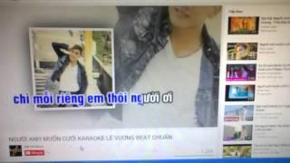 Người Anh Muốn Cưới .(cover)-Lê Vương