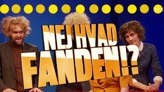 Gameshow for dansker: «Nej hvad fanden!»