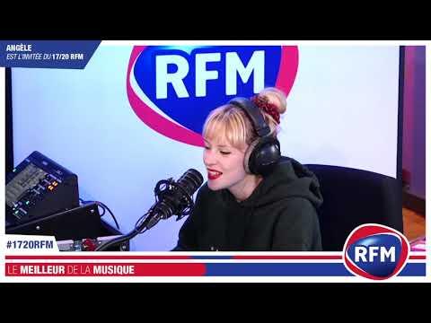 Angèle Interprète «La Grenade» De Clara Luciani Sur RFM
