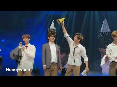 170922 【ONGNIEL】 Wanna One ONGNIEL party hat   - Wanna one fanmeeting singapore