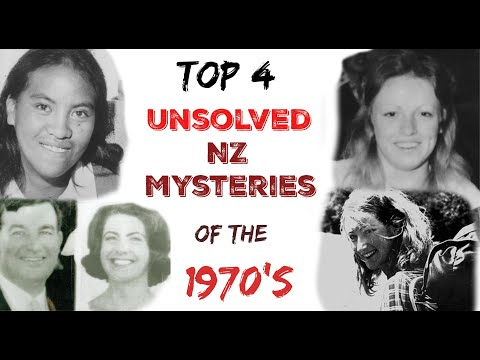 New Zealand's Most Famous Unsolved Murders Of The 1970's