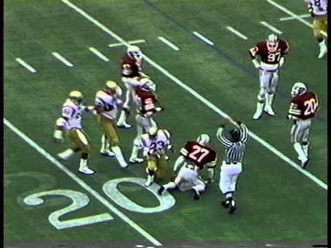 UCLA vs. Washington State University w/audio, 1985