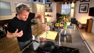 Chef Ramsay  How To Stir Fry Beef