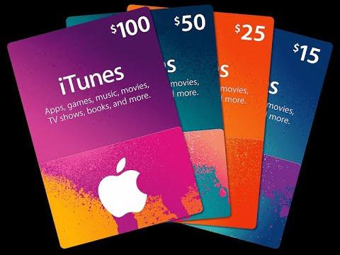 Hướng dẫn mua thẻ iTunes Gift Card US giá rẻ bằng thẻ cào điện thoại