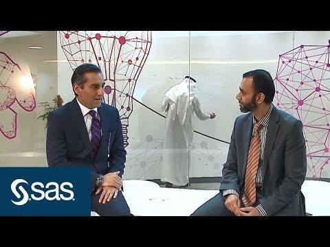 SAS Analytics Café – Dr. Rafat Malik, Saudi Telecom Company (STC)