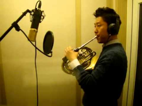 Let it go (Disney's Frozen O.S.T)- Frenchhorn cover