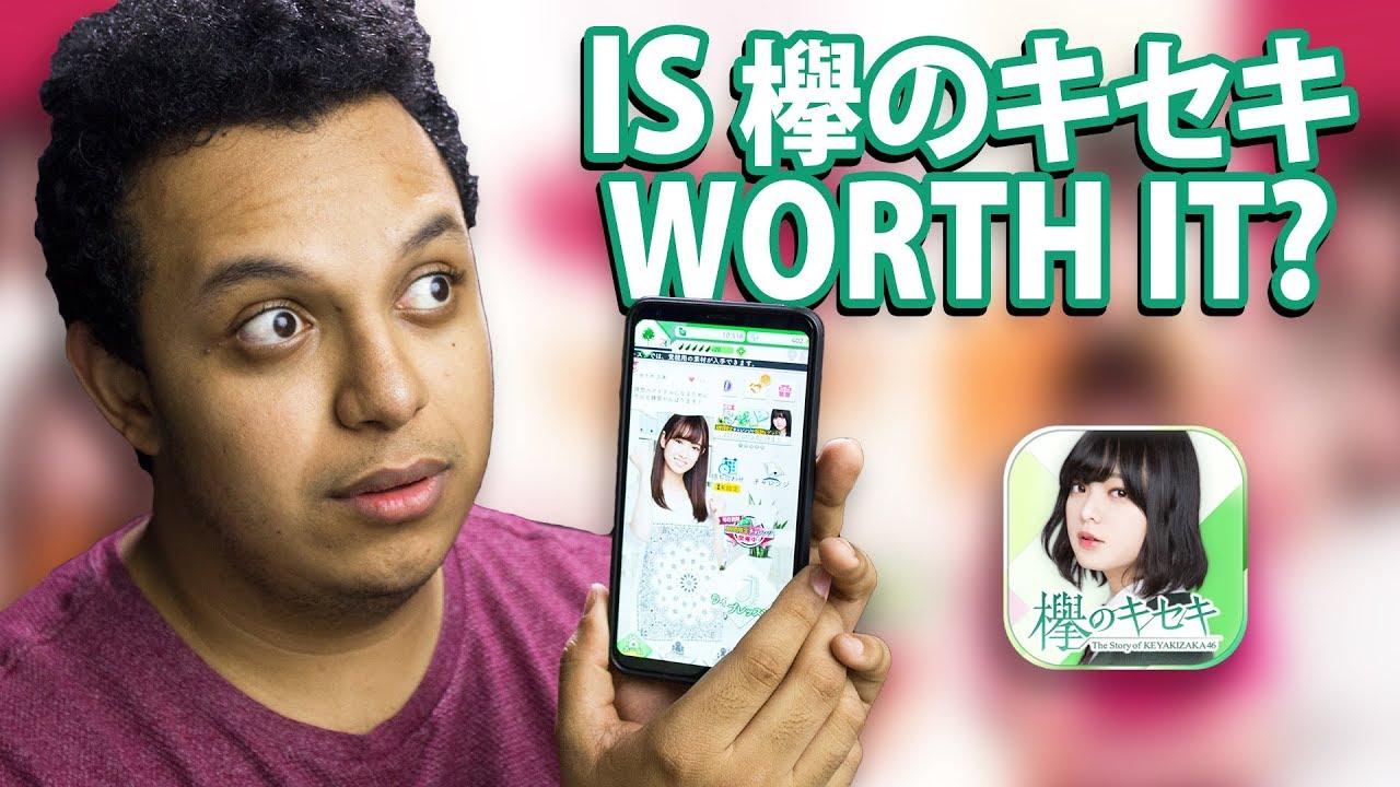 Keyaki No Kiseki App and Team 8 Member Gets a Photobook - AKB48G News of  the Week