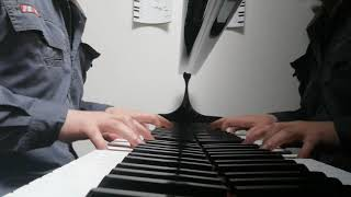 アニメ「はじめ人間ギャートルズ」のエンディングテーマでも使われたかまやつひろしさんの『やつらの足音のバラード』をアレンジして弾いて...