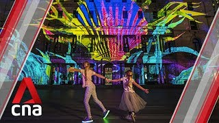 Sights and sounds at Vivid Sydney festival | CNA Lifestyle