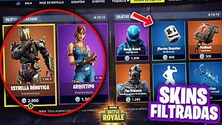 *FILTRATED* ALL NEW SKINS AND BAILES + NEW EVENT!! Fortnite: Battle Royale (SEASON7)