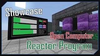 Big Reactors / Extreme Reactors - OPENCOMPUTER AUTOMATION PROGRAM