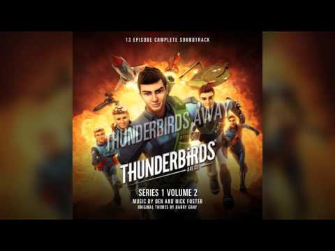 Thunderbirds Are Go: Vol 2 - All Launch Theme Variations