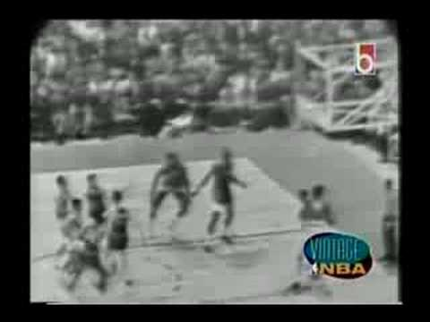 1964 NBA Finals: Boston Celtics vs San Francisco Warriors