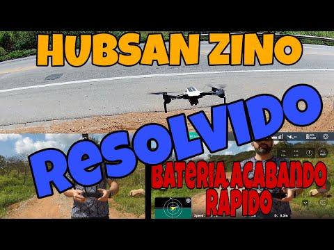 Фото Battery draining quickly Hubsan Zino/ Bateria acabando rápido Hubsan Zino Resolvido ????????????