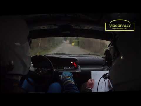 Rally Fettunta 2018 OBC 6ì Assoluti Boldrini Franchi Ps6 Tignano