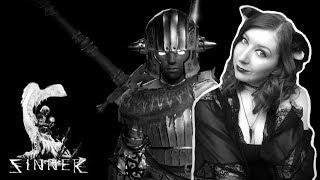 HARDER THAN DARK SOULS? - SINNER: Sacrifice for Redemption Gameplay