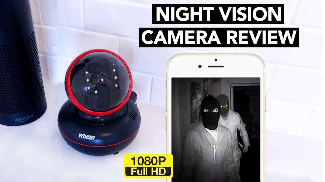 best home security camera night vision ip u0026 full hd review