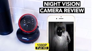 Best Home Security Camera (Night Vision IP & Full HD) – Review