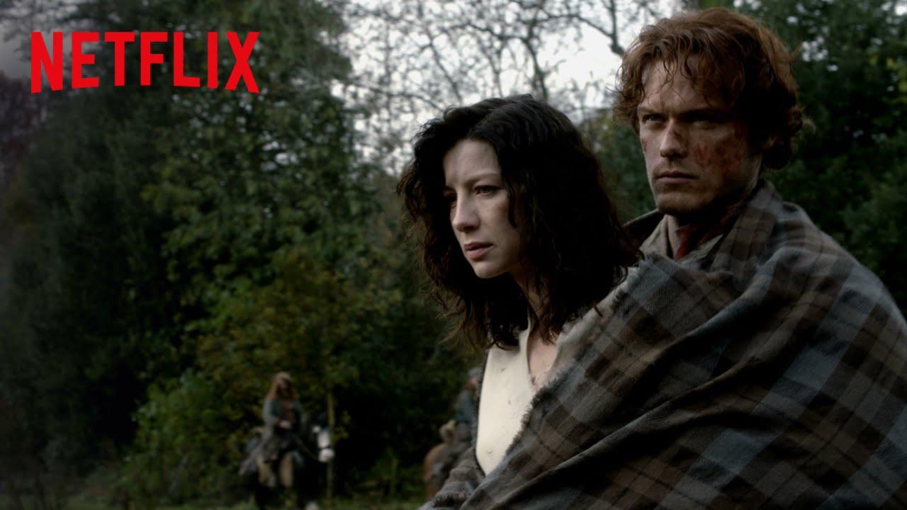 Netflix Outlander Season 3