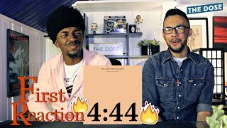 JAY Z - 4:44 First Reaction! // Is JAY Z Really Washed???