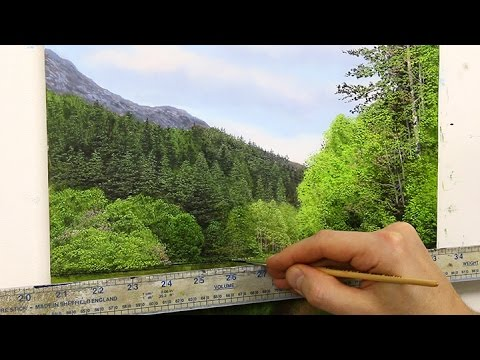 Youtube Michael James Oil Painting Tutorials