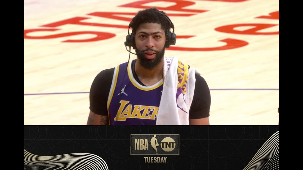 Los Angeles Lakers stars LeBron James, Anthony Davis not in ...