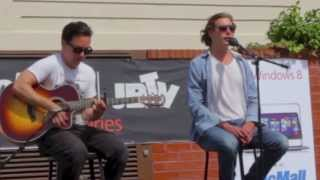 MATISYAHU  Live Like a Warrior - live acoustic set on 5/3/13