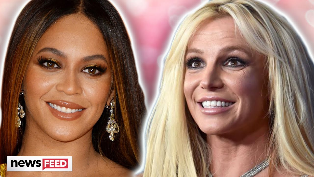 Beyonce's Adorable Tribute To Britney Spears Revealed!