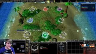 JA VS MOJA DZIEWCZYNA - Warcraft III: (Are You A Lucker?)