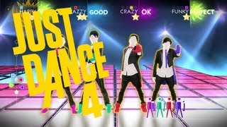 Just Dance 4 - One Direction ~  What Makes You Beautiful