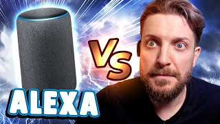 TheMerluzz VS Alexa: Barzellette Challenge IMPOSSIBILE!
