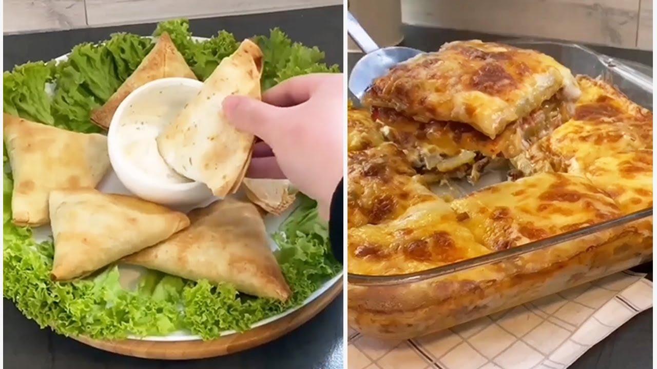 الجديد اليوم /  وصفات شهية للغذاء او العشاء