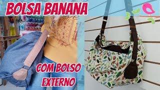Bolsa Banana – Bolsa Lateral (SEM MANTA)