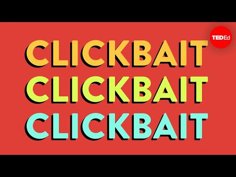 Video image: This one weird trick will help you spot clickbait - Jeff Leek and Lucy McGowan