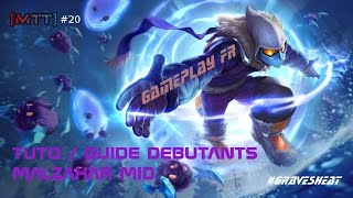 LOL / Guide - tuto de Malzahar MID / Gameplay FR / MTT#20