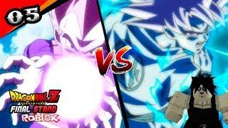Kamehameha Vs Galick Ho! Upando!!! - Dragon Ball Final Stand [Roblox] #05