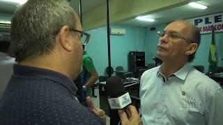 Nelson Martins Lançamento do programa SINALIZE em Quixeré
