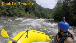 Ocoee River Whitewater Rafting Trip