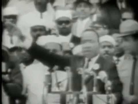 I Have A Dream .. Deferred  Dr. King meets Langston Hughes