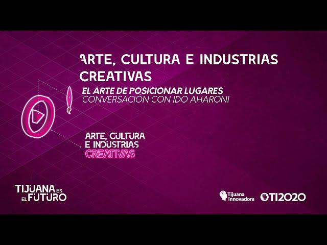 IDO AHARONI - ''EL ARTE DE POSICIONAR LUGARES''