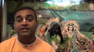 How to read and memorize Shlokas part 2 by HG Ananta Nitai