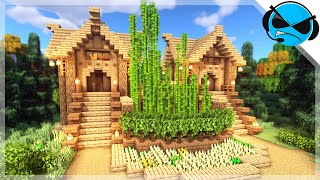 Minecraft: Ultimate Survival Base Tutorial | How to Build a Survival Base in Minecraft (EASY)