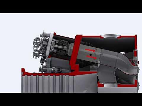 General Electric MS9001E Gas Turbine