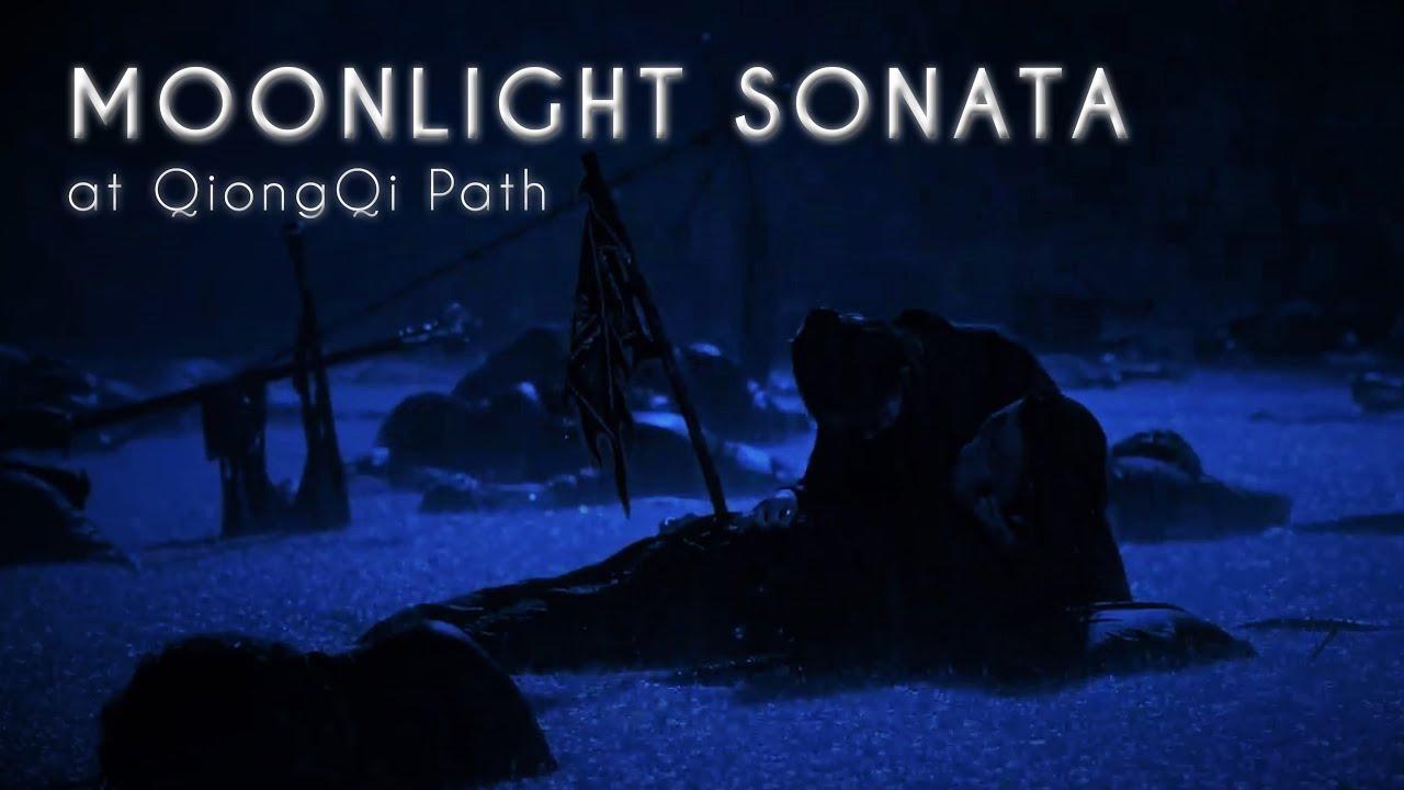Moonlight Sonata at QiongQi Path [Wen Qing | Wen Ning | Wei Wuxian | Lan Wangji]