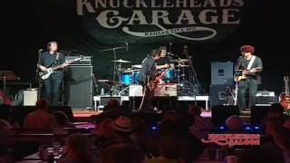 Alejandro Escovedo plays Knuckleheads Garage 6.8.2017