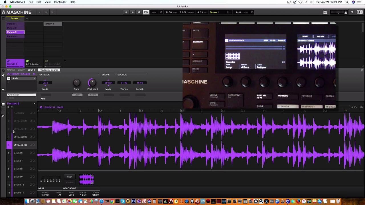 serato sample audioz